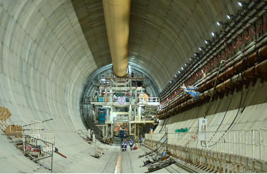 Tuen Mun Chap Lap Kok Tunnel